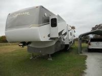 2006 KZ Escalade 5th wheel 36ft. (Wills Point Texas)