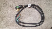 4 prong electric dryer cord