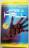$4, Italy Book  James W. Hall Lalfabeto dei corpi libro 52