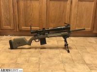 For Sale/Trade: Remington 700 tactical .308