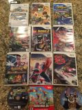 Wii Games- all EUC