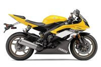 2016 Yamaha YZF-R6 SuperSport Motorcycles Brewton, AL