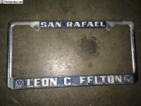 Looking for any Leon Felton Frame