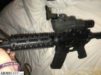 For Sale: Ruger 223/556 AR-15 custom