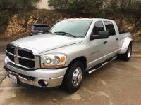 2006 Dodge Ram 3500 Mega Cab SLT Pickup 4D 6 1/4 ft