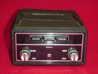 Purchase RARE NOS 71 72 OLDS OLDSMOBILE PONTIAC CASSETTE PLAYER W30 W31 442 GTO motorcycle in Fort Wayne, Indiana, United States, for US $599.00