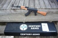 For Sale: RAS47 CENTURY AK47 RI2250-N USED 7.62x39 NoCCFees