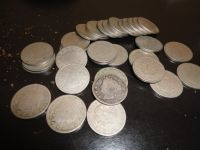 roll V nickel $2 face 40 coins circulated