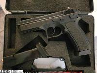 For Trade: CZ 75 SP-01 Phantom