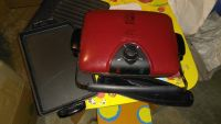 Multi use George Foreman Grill with Interchangeable plates