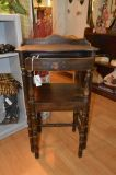 CHILD'S ANTIQUE DESK WITH CHAIR TOO!
