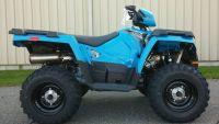 2018 Polaris Sportsman 450 H.O. EPS Utility ATVs Adams, MA