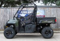 2018 Polaris Ranger 570 Full-Size Side x Side Utility Vehicles Katy, TX