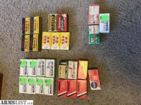 For Sale: Antique and Random .22 Ammo