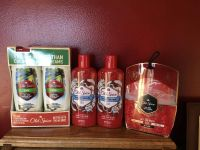 New Old Spice Body & Hair Care Gift Set