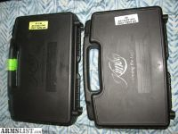 For Sale: Cases: Kimber and Smith & Wesson