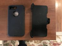 iPHONE 7 Plus Otter box cover with belt clip