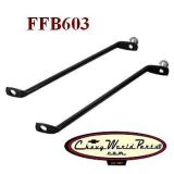 Buy 68-72 NOVA CHEVY II FRONT LOWER FENDER SUPPORT BRACES PAIR motorcycle in Bryant, Alabama, United States, for US $29.95