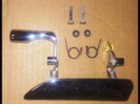 Parts For Sale: 1993-02 LINCOLN MARK VIII CONTINENTAL DRIVERS DOOR HANDLE REPAIR KIT (CHROME)