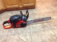 18 Jonsered 50cc chainsaw