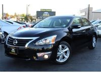 2013 Nissan Altima 2.5 SL Loaded & Low Miles & Gas Saver