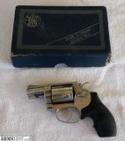 For Sale: 95% Smith & Wesson 60 SS 2 .38 spl