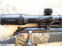 For Sale: Blaser R93 Swarovski