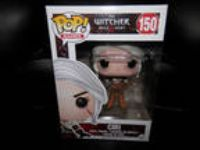 Funko Pop Games: Witcher - Ciri Vinyl Figure
