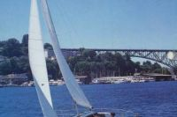 1982 US Yachts 27 Blue Water