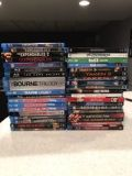 BLU-RAY MOVIE LOT