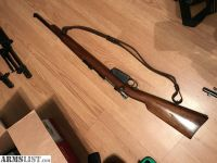For Sale/Trade: 1891 Argentine Mauser