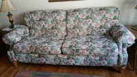 Flexsteel Couch/Sofa and Love Seat