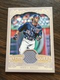 Jayson Werth 2012 Topps Gypsy Queen Game Used Baseball Card