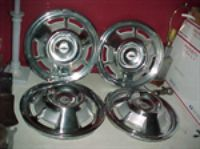 Parts For Sale: Set of (4) Factory Wheelcover Hub Caps for Camaro