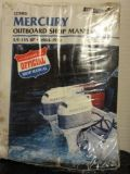 Purchase CLYMER OUTBOARD SHOP MANUAL FOR MERCURY 3.9 - 135 HP 1964 - 1971 ~ B819 motorcycle in Hollywood, Florida, United States, for US $19.95
