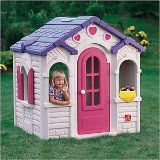 wanted old plastic playhouse