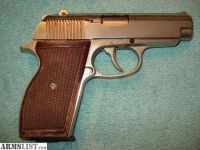 For Sale: Sterling .380acp cal., 7+1 shot, Model 400, made in the 1970's, nickle finish,