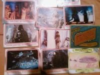 Star Wars collectors cards