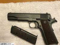 For Sale: Ww2 Colt 1911