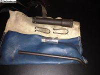 Karmann Ghia Tools and Bag Factory