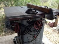 Table Saw Rockwell Delta 10 10 Band Saw 32Drill Press  (RockportFulton)
