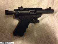 For Sale: Ruger MKIII Talo edition