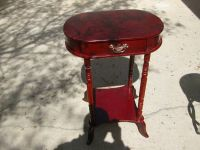 Ornamental Upright Table