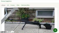 For Sale: AMAC 50 cal bmg riflr
