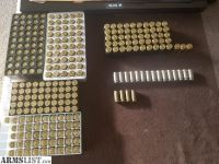 For Sale/Trade: Once fired brass (lot) .9mm, 40, 45, 5.56, .357 sig