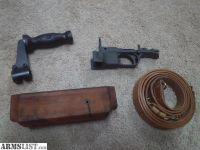 For Sale: 1918a2 BAR parts