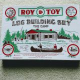 Roy Toy - The Camp - Building Set