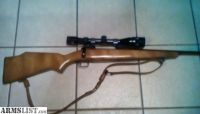 For Sale: Savage 110E 7mm mag