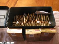 For Sale: 490 Rounds of 308 168 grain Sierra Matchking