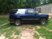 94 Chevy blazer 4x4 part out